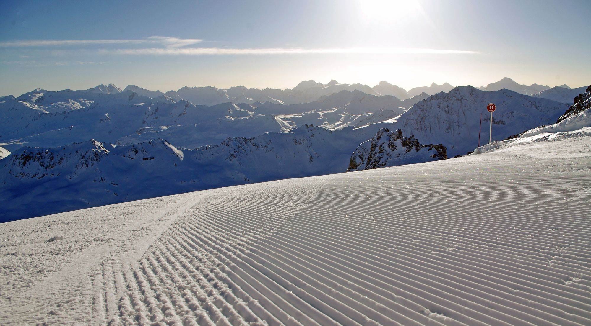 Treat yourself to the most beautiful snows in France, as a family