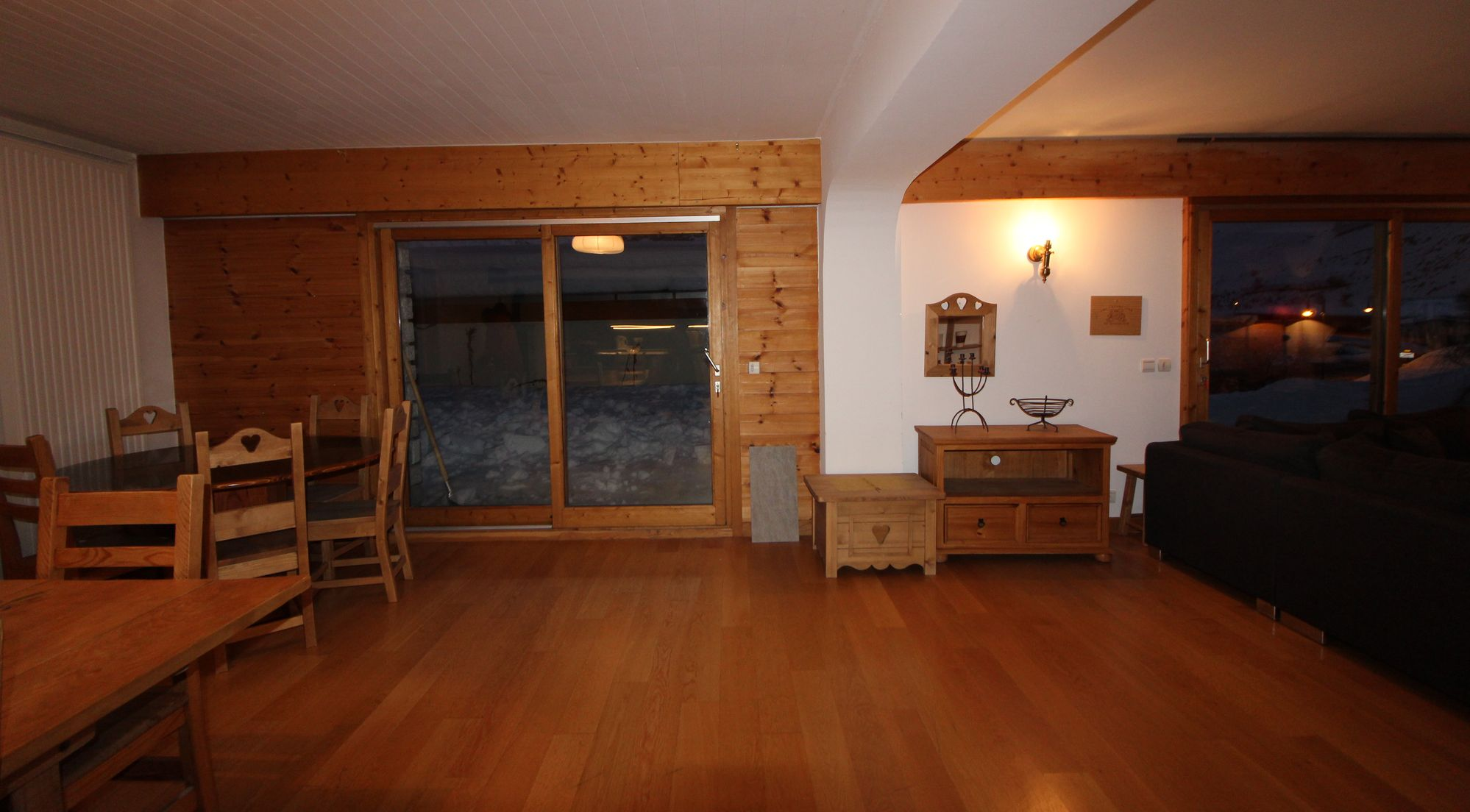 Nouveau Chalet CANVOLAN - Living Room