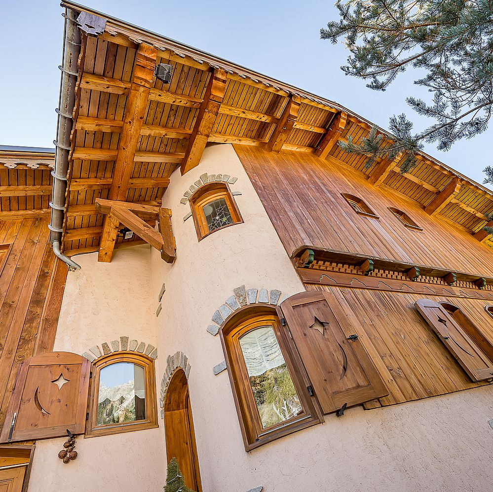 Accomodation in Champagny